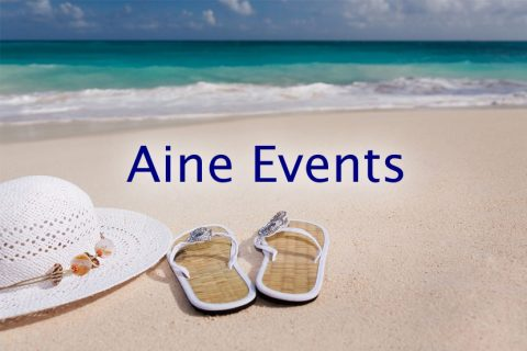aine events