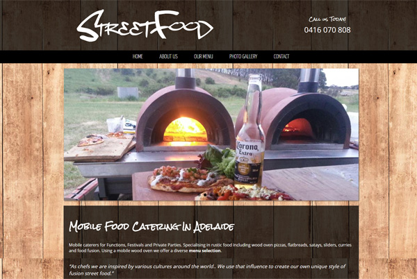street food website